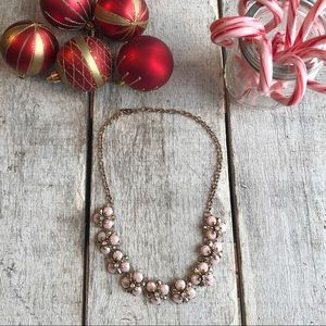 Maurices Pink Statement Necklace
